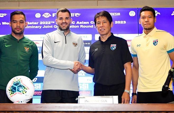 HLV Nishino hứa tốt hơn nhưng có thắng được Indonesia? - ảnh 1