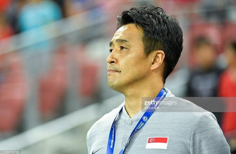 Đêm đáng nhớ của thầy Nhật ở vòng loại World Cup 2022 - ảnh 1