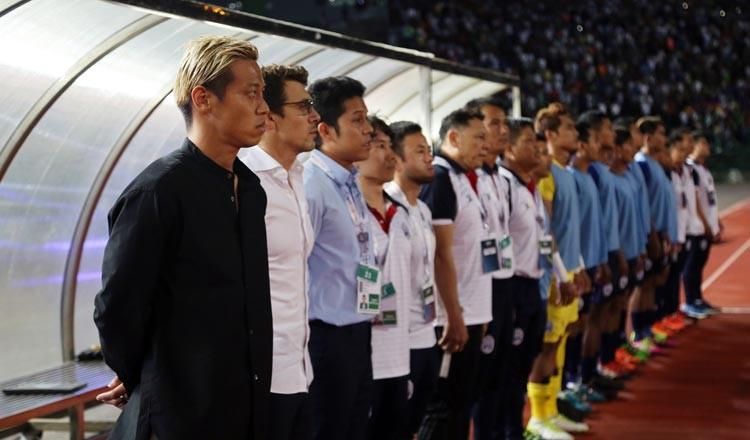Đêm đáng nhớ của thầy Nhật ở vòng loại World Cup 2022 - ảnh 3