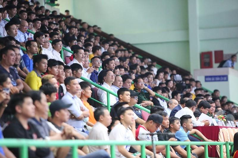 Thái Sơn Nam bảo vệ thành công ngôi vô địch - ảnh 1