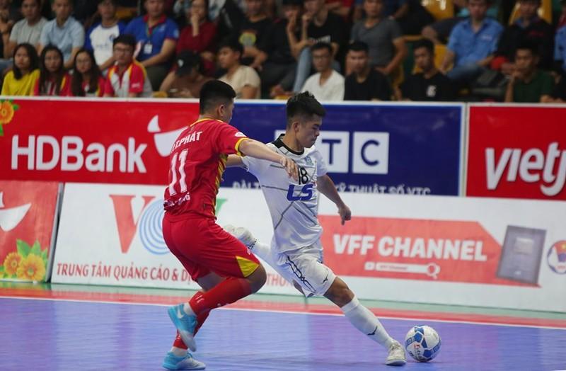 Thái Sơn Nam bảo vệ thành công ngôi vô địch - ảnh 2