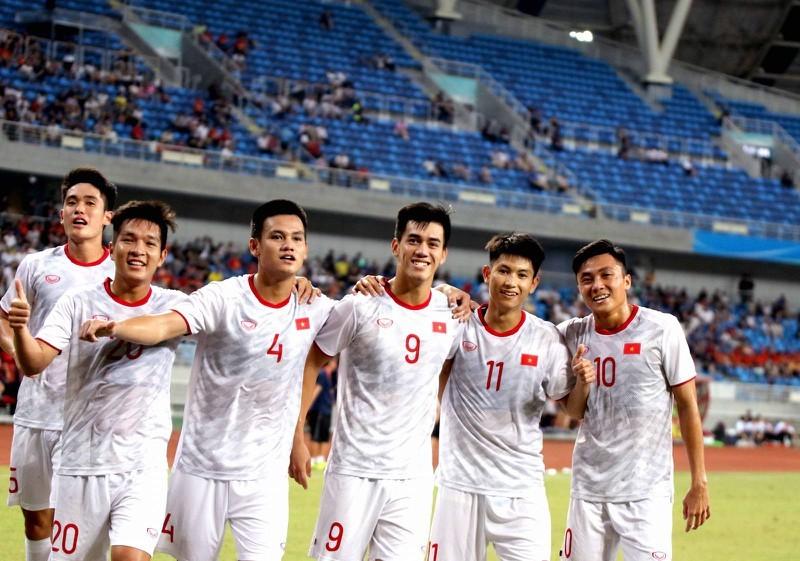 U-22 Việt Nam chạm trán U-22 UAE trên sân Thống Nhất - ảnh 1