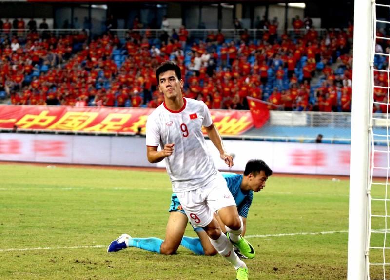 U-22 Việt Nam chạm trán U-22 UAE trên sân Thống Nhất - ảnh 2