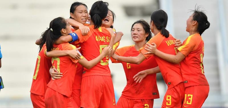 Việt Nam suýt chia điểm với Trung Quốc - ảnh 3