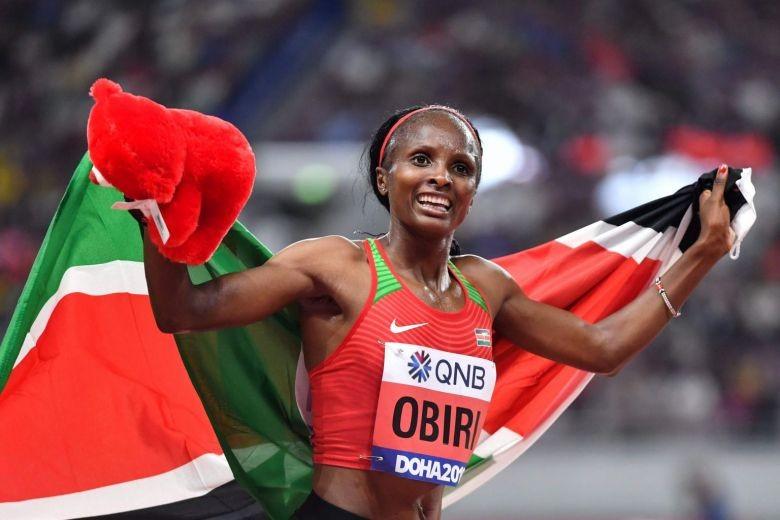 Nhiều kỷ lục tại giải điền kinh vô địch thế giới ở Doha - ảnh 6