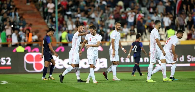 HLV Honda nói gì sau khi tuyển Campuchia thua Iran 0-14? - ảnh 2