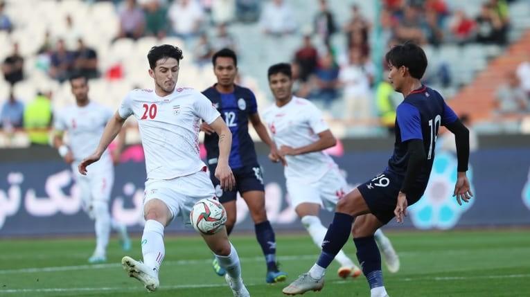 HLV Honda nói gì sau khi tuyển Campuchia thua Iran 0-14? - ảnh 1