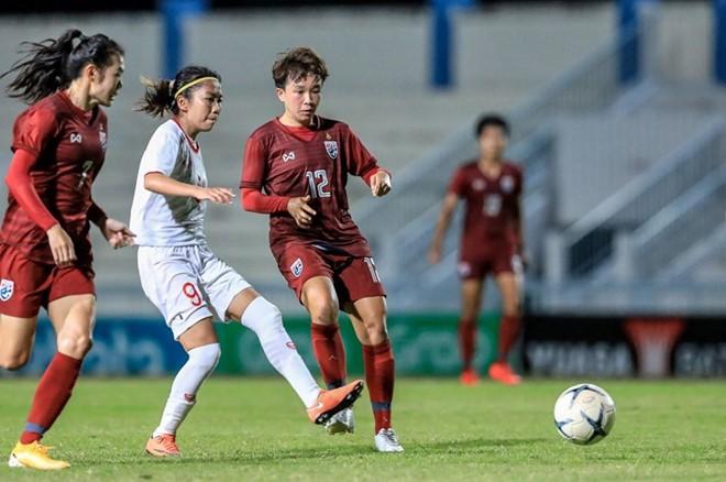 Bóng đá nữ SEA Games 30 cũng cùng bảng với Thái Lan - ảnh 1