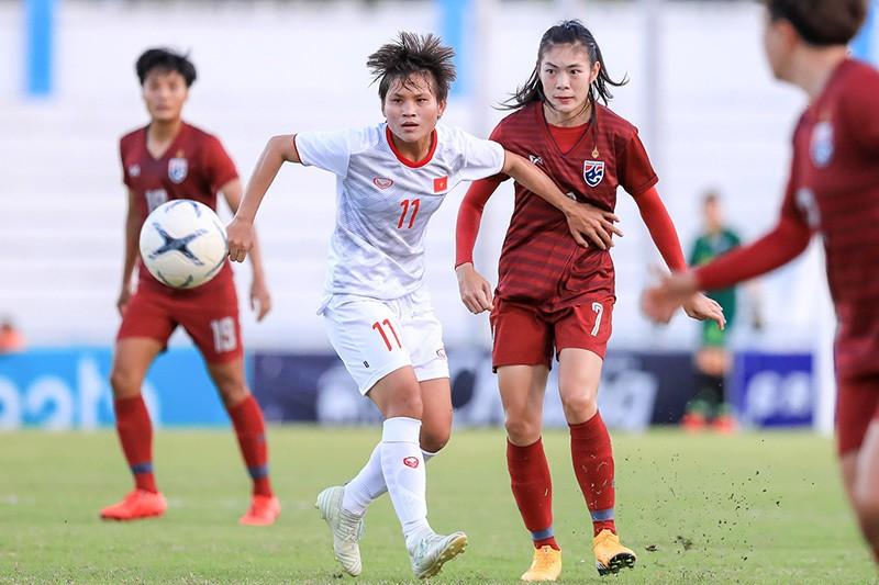 Bóng đá nữ SEA Games 30 cũng cùng bảng với Thái Lan - ảnh 2