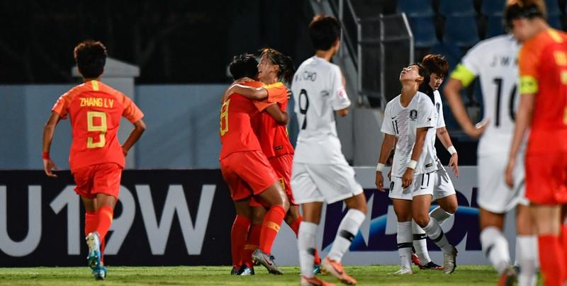 U-19 Hàn Quốc bất ngờ đánh bại U-19 Trung Quốc - ảnh 2