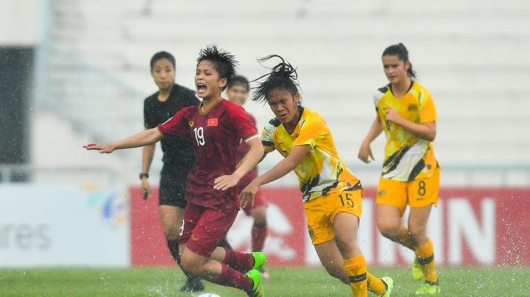 2 lần mất bàn thắng vì vũng nước, Việt Nam thua đau và bị loại - ảnh 3