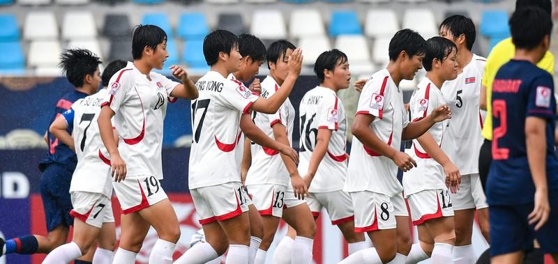 2 lần mất bàn thắng vì vũng nước, Việt Nam thua đau và bị loại - ảnh 4