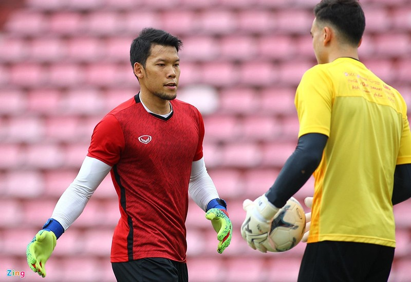 Thủ môn Kawin: Thi đấu ở Mỹ Đình và Bukit Jalil rất áp lực - ảnh 1