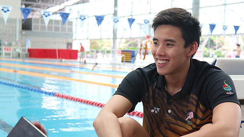 Welson là ai mà muốn lấy 3 HCV bơi lội SEA Games 30? - ảnh 1