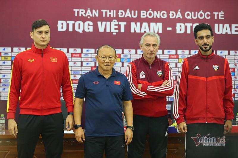 Tuyển Việt Nam sẽ thắng 2-0 hoặc thua cách biệt 1 bàn? - ảnh 1
