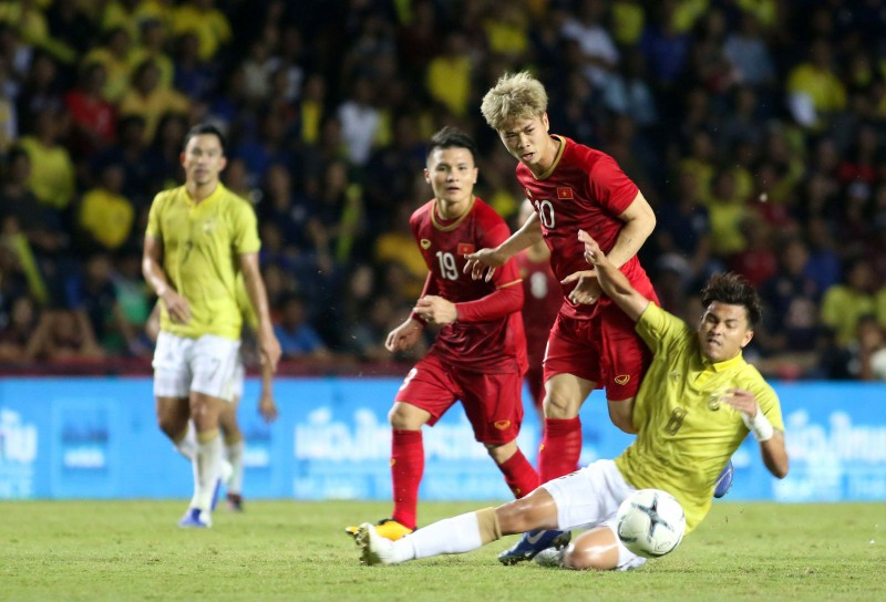 Chủ nhà Việt Nam nắm 30% cơ hội thắng trước tuyển Thái Lan? - ảnh 1