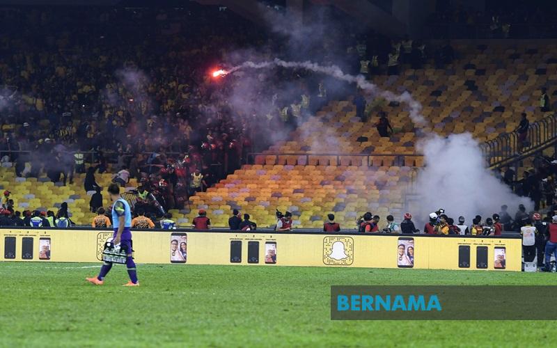 41 người bị bắt sau trận Malaysia thắng Indonesia - ảnh 1