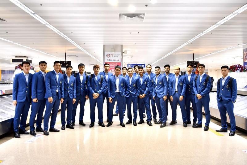 HLV Nishino cầu nguyện cho U-22 Thái Lan không chấn thương nữa - ảnh 2
