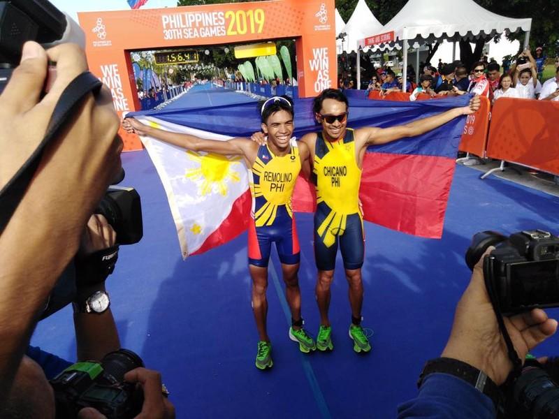 Lâm Quang Nhật 'gãy' mục tiêu có huy chương ở SEA Games 30 - ảnh 3