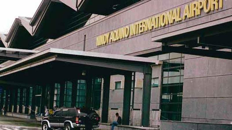 Sân bay quốc tế Manila đóng cửa từ trưa 3-12 vì bão - ảnh 1