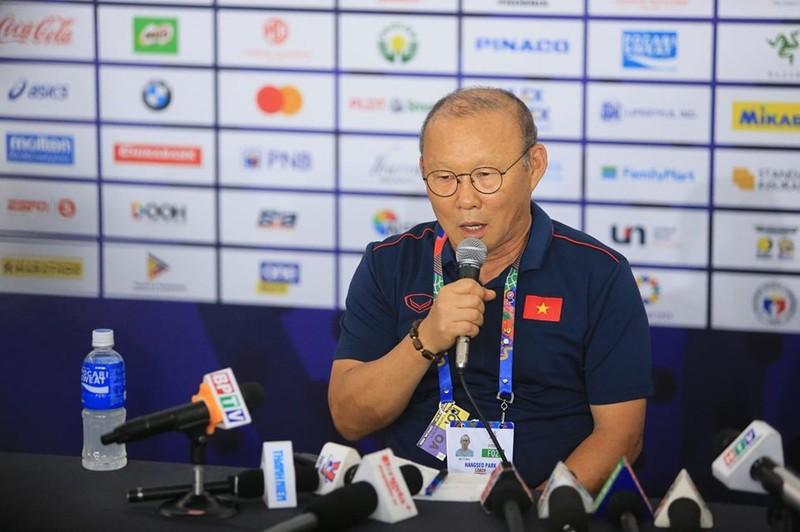 HLV Park Hang-seo: U-22 VN chỉ cách HCV SEA Games 1 bước chân - ảnh 2