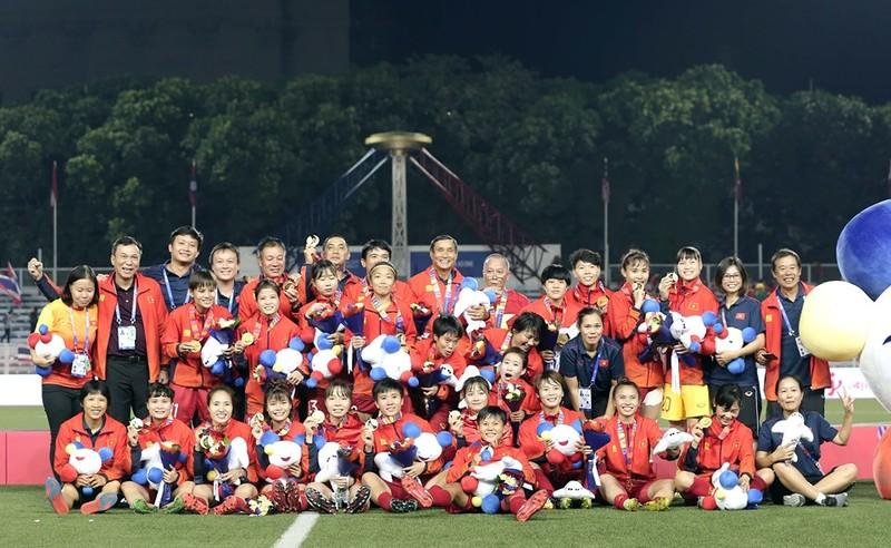 Vô địch SEA Games, tuyển Việt Nam được bao nhiêu tiền thưởng? - ảnh 2