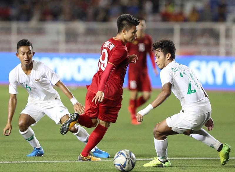 Nhờ thầy Park, tỉ lệ chiến thắng của U-22 Việt Nam là 60% - ảnh 4