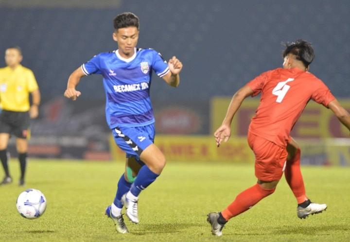 U-20 Campuchia quyết đá cho 'ra ngô, ra khoai' - ảnh 3