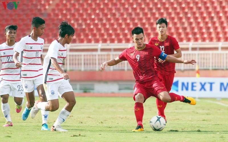 U-20 Campuchia quyết đá cho 'ra ngô, ra khoai' - ảnh 2