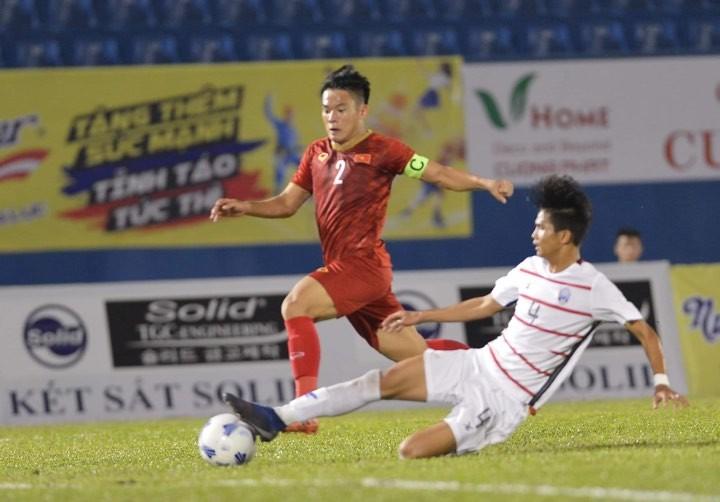 HLV Carlos có muốn 'đùa' với U-20 Việt Nam? - ảnh 2