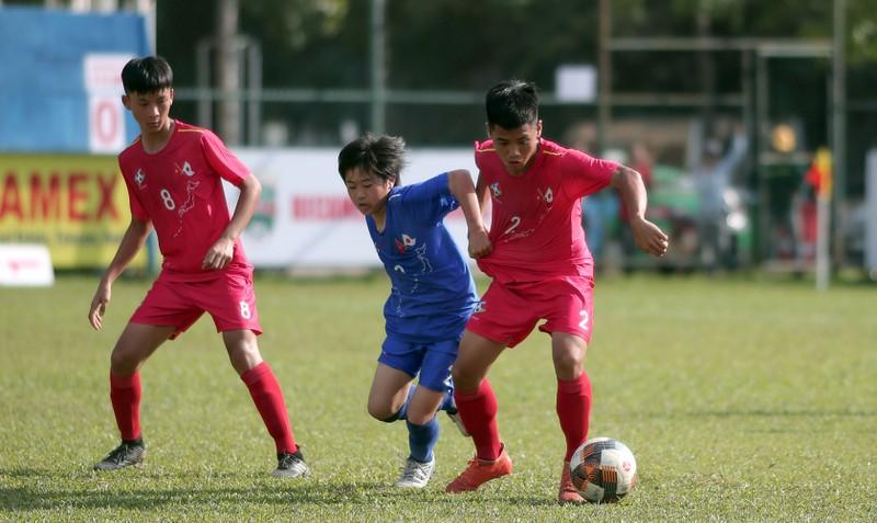 Các đội Việt Nam vượt qua các đội trẻ Nhật Bản - ảnh 1
