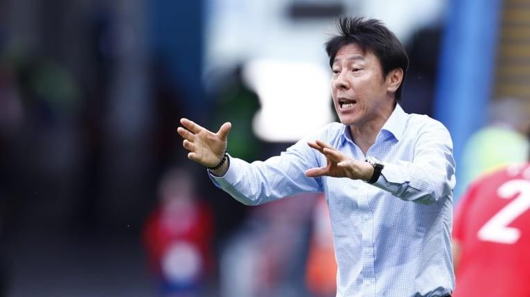 Indonesia muốn HLV Shin Tae-yong dẫn quân đá World Cup 2021 - ảnh 2