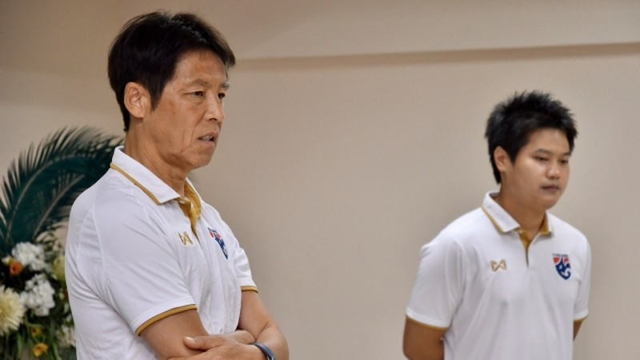 Nishino chọn ba át bài cho 'dàn hỏa lực' thi đấu giải châu Á - ảnh 1