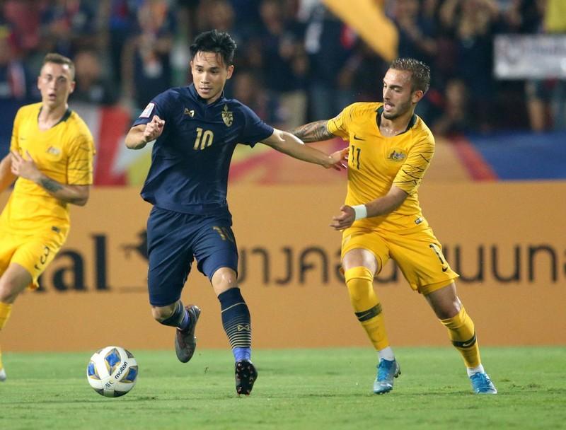 Úc ngược dòng đánh bại Thái Lan - ảnh 2