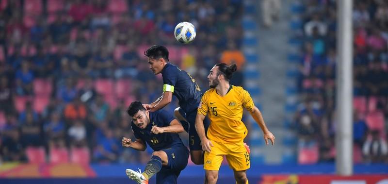 HLV Nishino nói về cú thua ngược trước Úc - ảnh 2