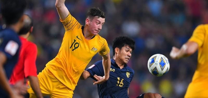 HLV Nishino nói về cú thua ngược trước Úc - ảnh 1