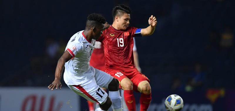 Lại hòa 0-0, U-23 Việt Nam mất quyền tự quyết - ảnh 1