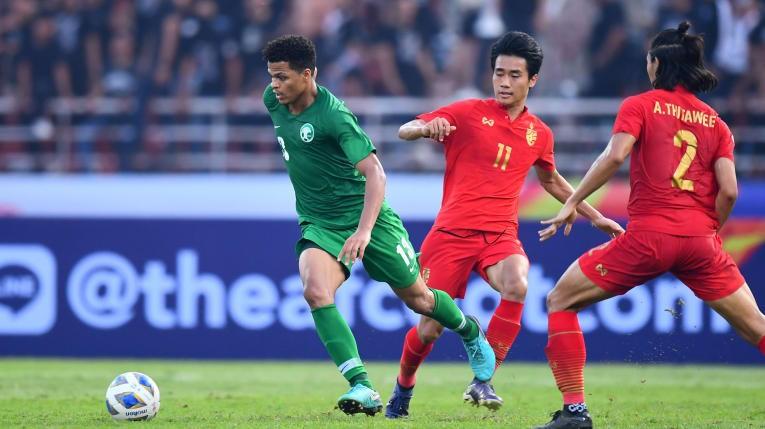 Thái Lan out, Đông Nam Á sạch bóng ở VCK U-23 châu Á - ảnh 1