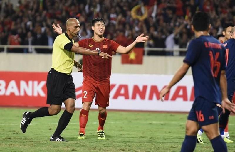 Thái Lan chính thức gửi thư đến AFC hỏi chuyện 'quả phạt đền' - ảnh 1