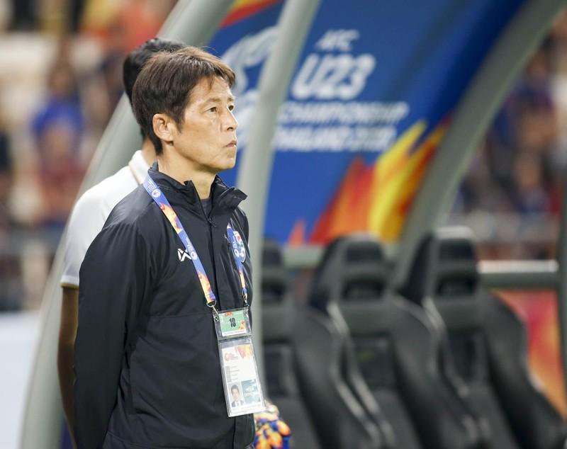 Bản hợp đồng 2 năm, Nishino lại hứa đưa Thái bay cao - ảnh 1