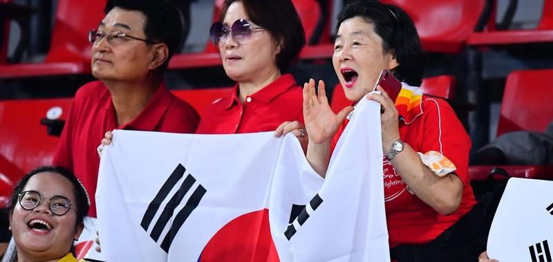 Thắng kịch tính Saudi Arabia, Hàn Quốc vô địch U-23 châu Á - ảnh 2