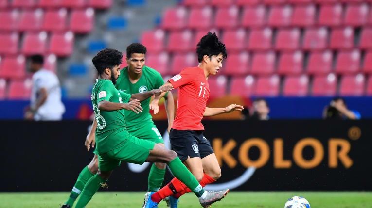 Thắng kịch tính Saudi Arabia, Hàn Quốc vô địch U-23 châu Á - ảnh 3