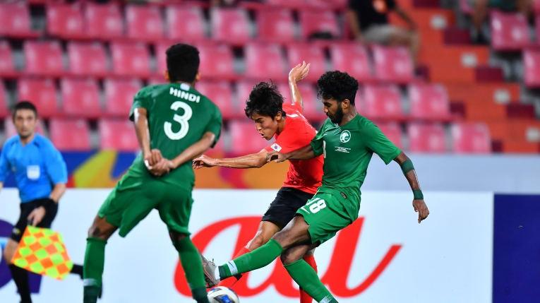 Thắng kịch tính Saudi Arabia, Hàn Quốc vô địch U-23 châu Á - ảnh 4