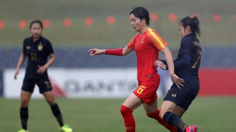 Thua đậm Trung Quốc, tuyển Thái Lan tan vỡ giấc mơ Olympic - ảnh 2