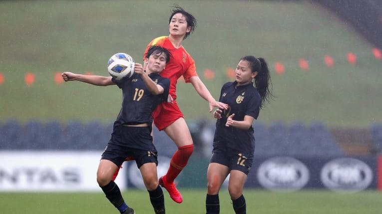 Thua đậm Trung Quốc, tuyển Thái Lan tan vỡ giấc mơ Olympic - ảnh 3