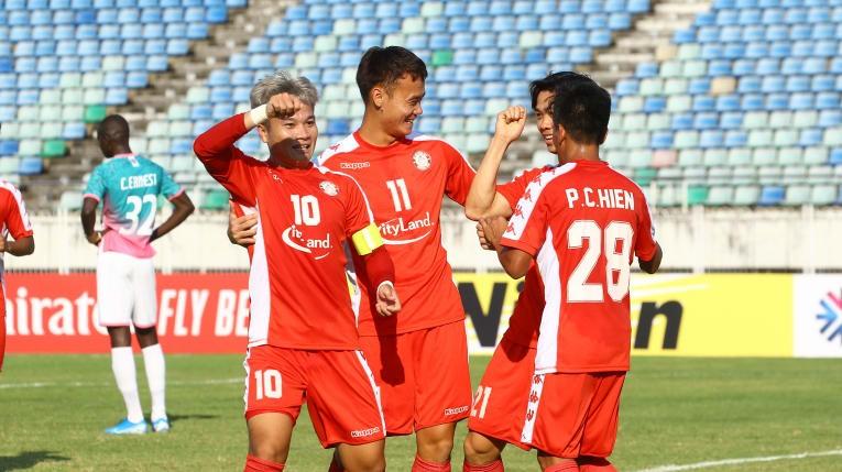 Công Phượng 'nổ súng', CLB TP.HCM thoát thua Yangon ở AFC Cup - ảnh 2