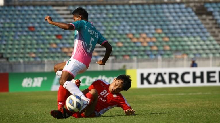 Công Phượng 'nổ súng', CLB TP.HCM thoát thua Yangon ở AFC Cup - ảnh 3
