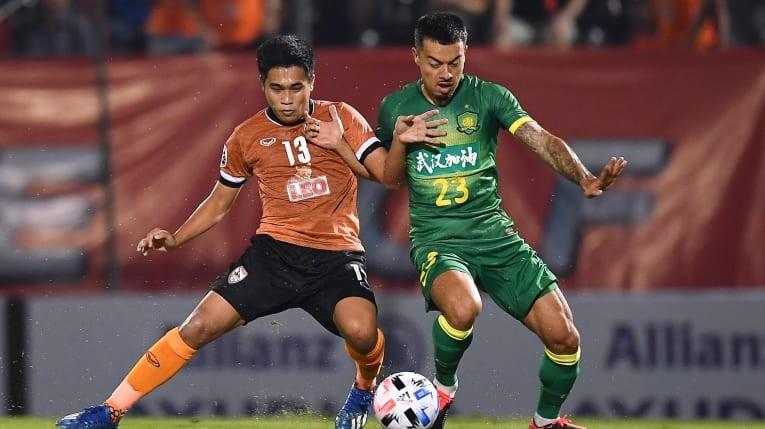 Nhà vô địch Thai-League thua CLB Trung Quốc  - ảnh 1