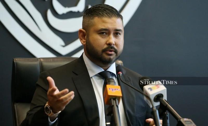 Đại gia bóng đá Malaysia khánh thành sân khủng giữa mùa dịch - ảnh 1