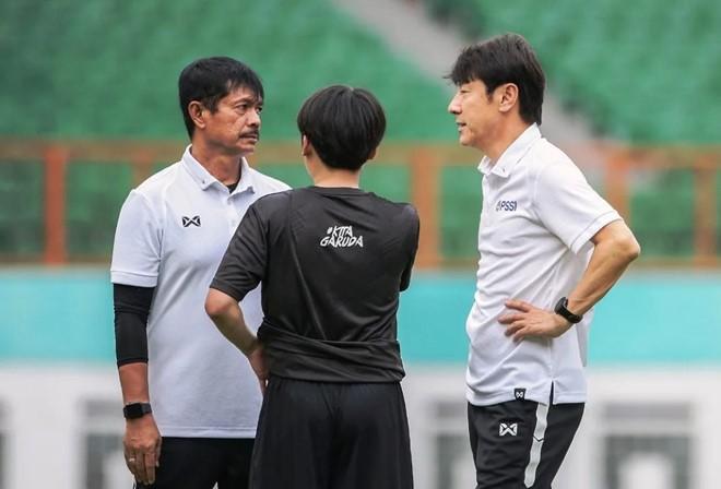 HLV Shin Tae-yong chơi lớn cùng U-19 Indonesia  - ảnh 2